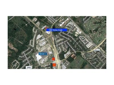 Bryan Residential Lots & Land For Sale: 1300 Turkey Creek Road