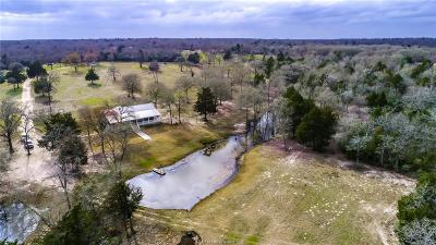 Franklin Single Family Home For Sale: 6884 Puckett Ranch Road