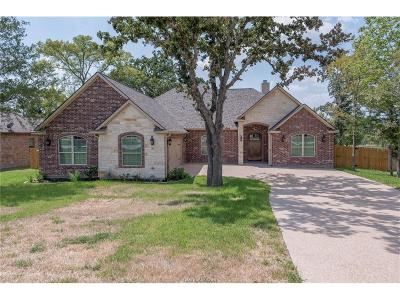 Bryan Single Family Home For Sale: 4663 River Rock Drive