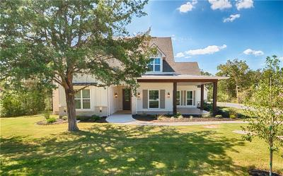 College Station Single Family Home For Sale: 5322 Canvasback Cove