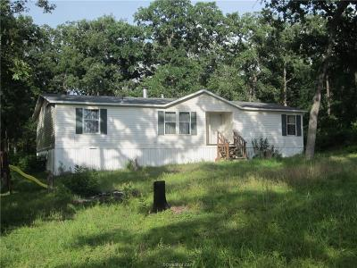 Hearne Single Family Home For Sale: 4771 Winding Road