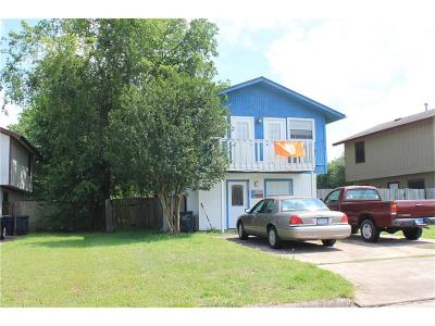 College Station TX Single Family Home For Sale: $119,500