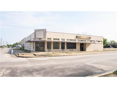 Bryan Commercial For Sale: 200 East 24th Street