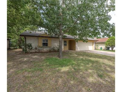 College Station TX Rental For Rent: $1,200