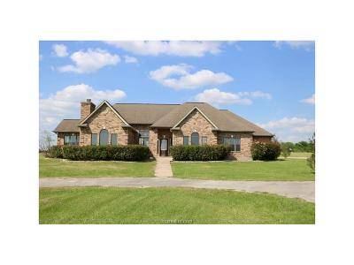 Grimes County Single Family Home For Sale: 104 Dove Trail