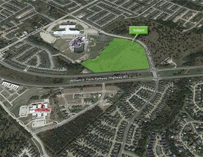 College Station Residential Lots & Land For Sale: 9999 William D Fitch