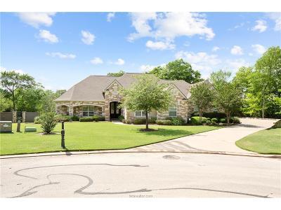 Bryan , College Stat Single Family Home For Sale: 3219 Pinyon Creek Drive
