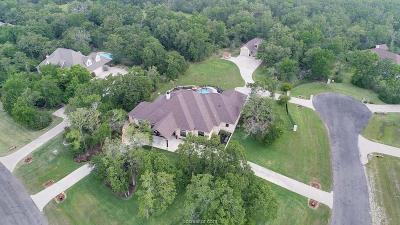 College Station Single Family Home For Sale: 3649 Eagle Nest