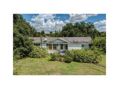 Navasota Single Family Home For Sale: 1552 North La Salle Street