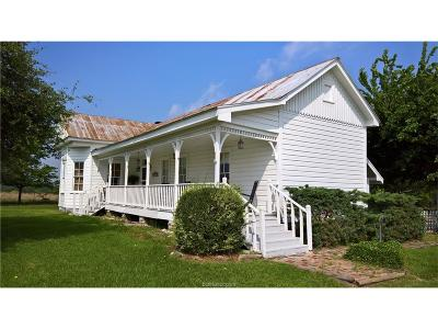 Navasota Single Family Home For Sale: 6750 County Road 406