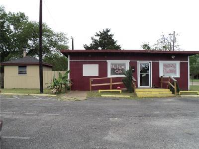 Bryan Commercial For Sale: 905 San Jacinto Lane
