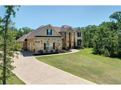 College Station Single Family Home For Sale: 18031 Saddle Creek Drive