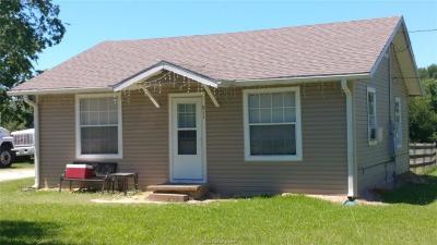 Navasota Single Family Home For Sale: 911 North La Salle Street
