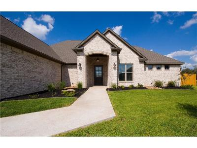 College Station Single Family Home For Sale: 15607 Tiger Creek Court