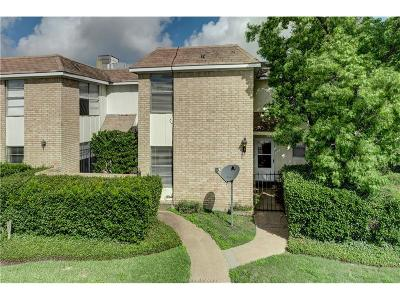 Bryan Condo/Townhouse For Sale: 3806 Plainsman Lane