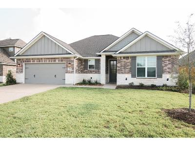 Bryan Single Family Home For Sale: 3537 Foxcroft