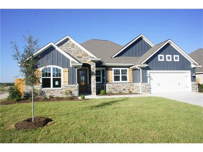 Bryan Single Family Home For Sale: 3209 Ashville Path