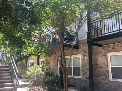 College Station Condo/Townhouse For Sale: 1725 Harvey Mitchell #1422