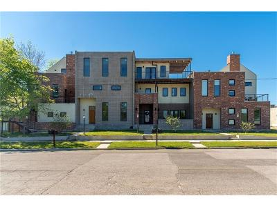 Bryan Condo/Townhouse For Sale: 501 East 24th Street