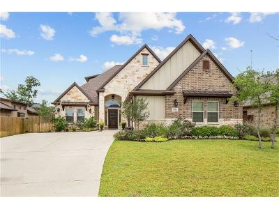College Station Single Family Home For Sale: 4214 Egremont Court