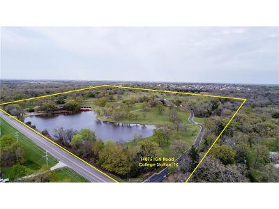 College Station Residential Lots & Land For Sale: 14075 Ign Road