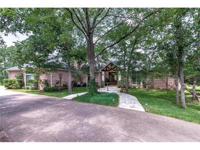 College Station Single Family Home For Sale: 3801 Caddo Cove