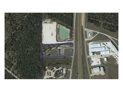 College Station Commercial For Sale: 17722 Sh-6 S Tx