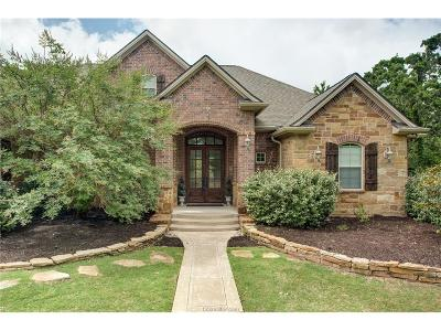 College Station Single Family Home For Sale: 3644 Shoshoni Court