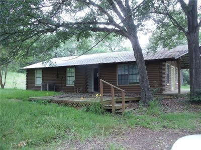 Robertson County Single Family Home For Sale: 2371 Fm 2096