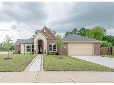 Bryan Single Family Home For Sale: 2101 Cids Lane