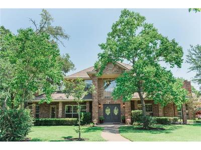 College Station Single Family Home For Sale: 2913 Coronado Drive