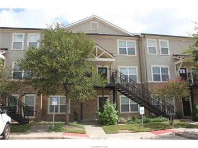 College Station Condo/Townhouse For Sale: 1725 Harvey Mitchell #634