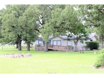 Madisonville Single Family Home For Sale: 12993 Osr