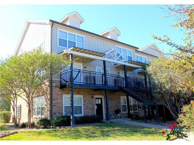 College Station Condo/Townhouse For Sale: 1725 Harvey Mitchell #1421