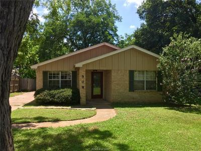 Franklin Single Family Home For Sale: 508 North Main Street