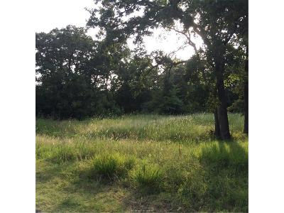 College Station Residential Lots & Land For Sale: 101 Mile
