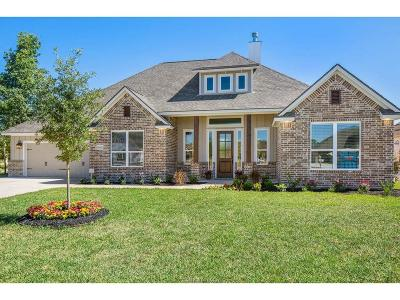 College Station Single Family Home For Sale: 4903 Crooked Branch Drive