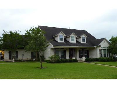 Navasota Single Family Home For Sale: 1520 Felder Street