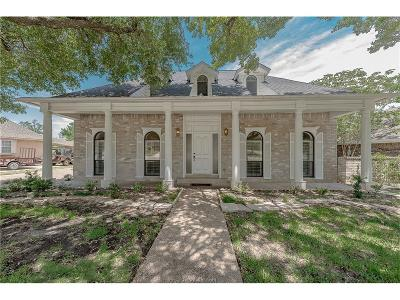 Brazos County Single Family Home For Sale: 2337 West Briargate Drive