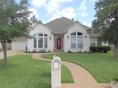 College Station Single Family Home For Sale: 809 Pine Valley Drive
