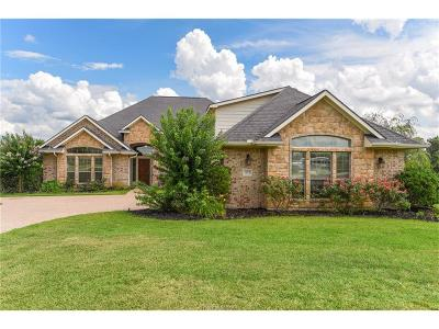 Bryan , College Station Single Family Home For Sale: 7172 Gemstone Drive