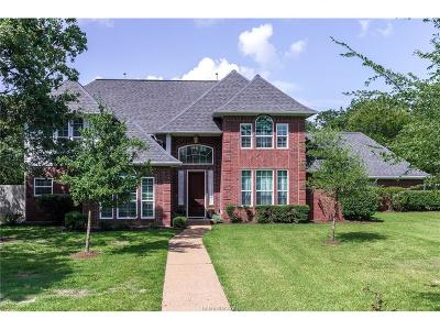College Station Single Family Home For Sale: 2905 Camille Drive