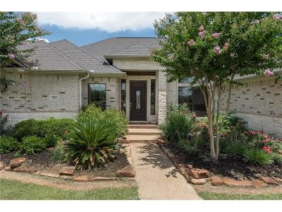 Bryan Single Family Home For Sale: 7117 Gemstone Drive