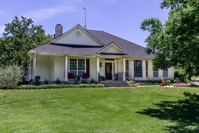 College Station Single Family Home For Sale: 5922 Wild Horse Run