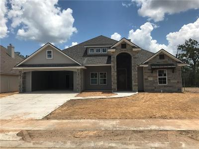 College Station Single Family Home For Sale: 2709 Wolvshire Drive