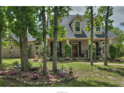 College Station Single Family Home For Sale: 17334 Sioux Springs Drive