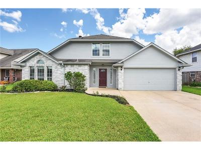 Bryan , College Station  Single Family Home For Sale: 1306 Portsmouth Court