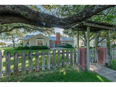 Bryan, College Station Single Family Home For Sale: 101 Lee Avenue