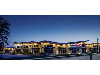 College Station Commercial For Sale: 1645 Greens Prairie Rd W #301