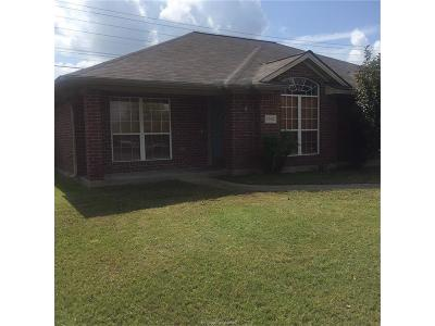 College Station Rental For Rent: 1010 Sun Meadow Court